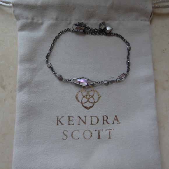 02efca2a0ae390 Kendra Scott Jewelry - Kendra Scott Deb Adjustable Chain Bracelet